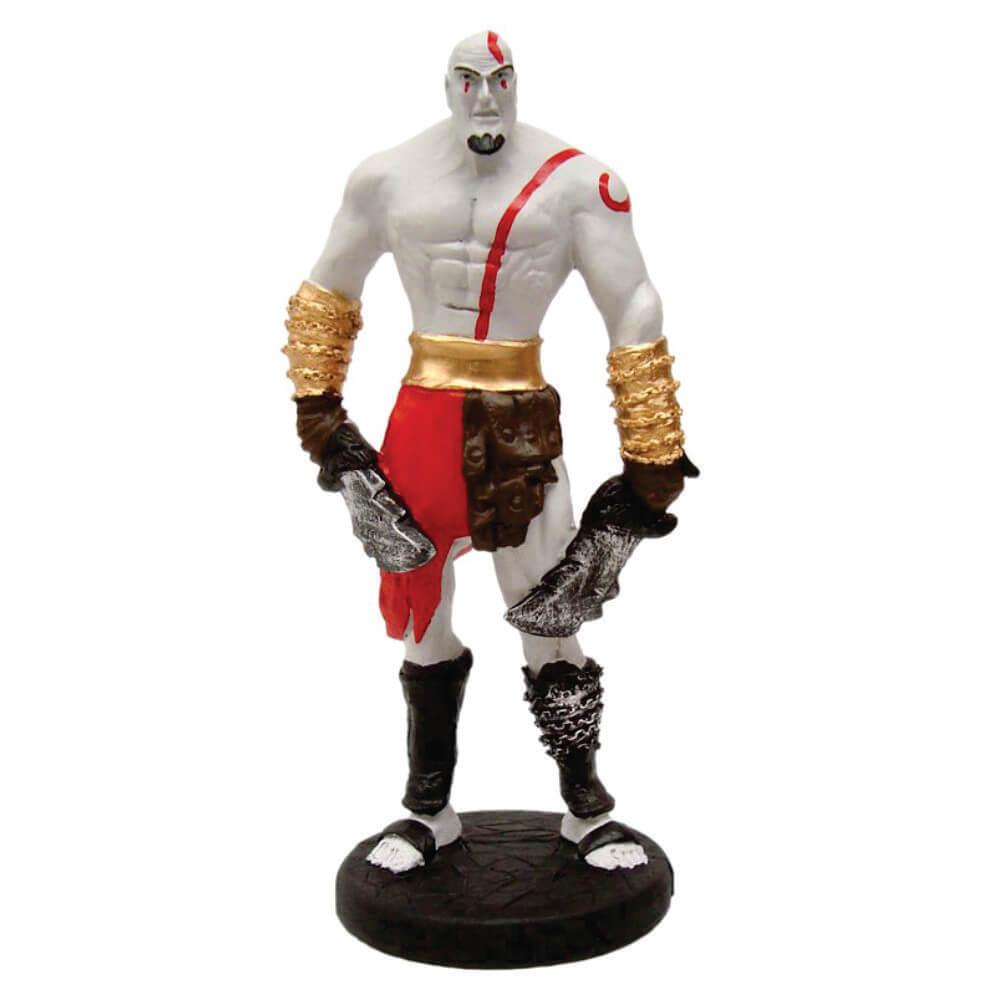 Boneco Kratos God Of War médio