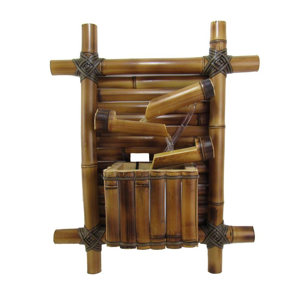 Fonte Bambu 3 Quedas