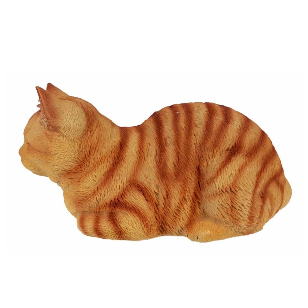 Gato Laranja para decoração