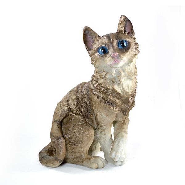 Gato para decoração Estilo Siames