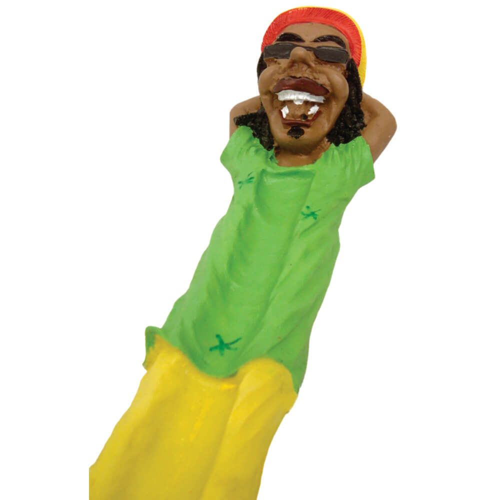 Incensário Bob Marley relax Deitado