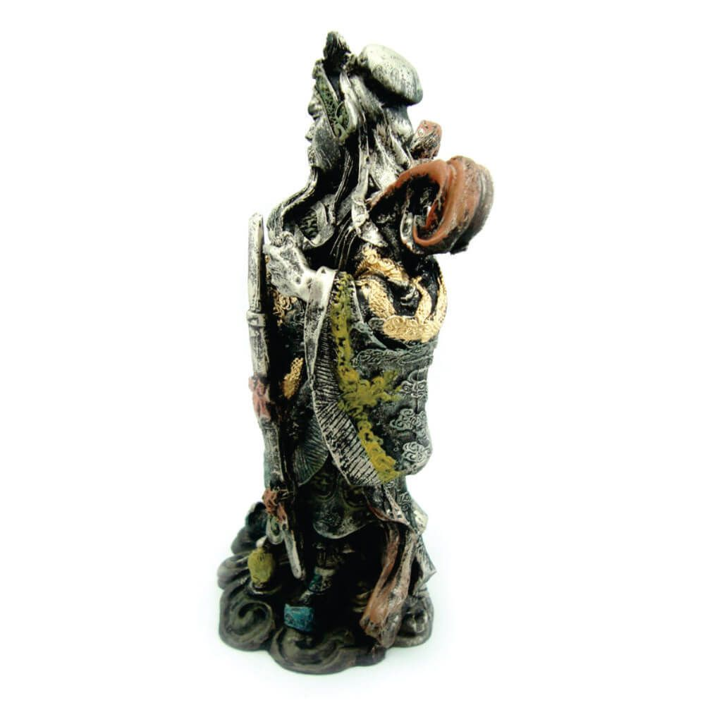 Kwan Kun ou Guan Gong guerreiro protetor academias Kung Fu.