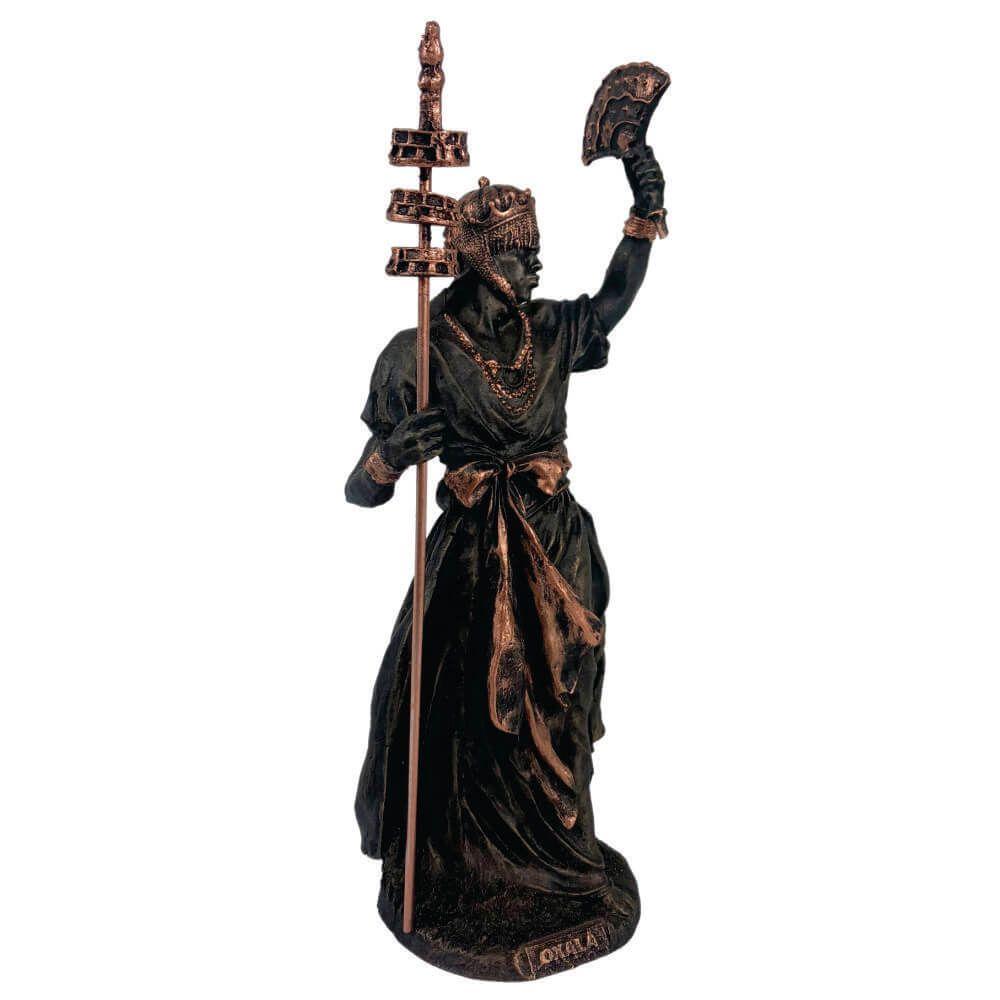 Orixá Oxalá estátua umbanda candomblé grande.