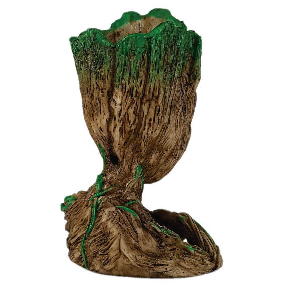 Groot Coração Cactos e Suculentas Porta objetos.