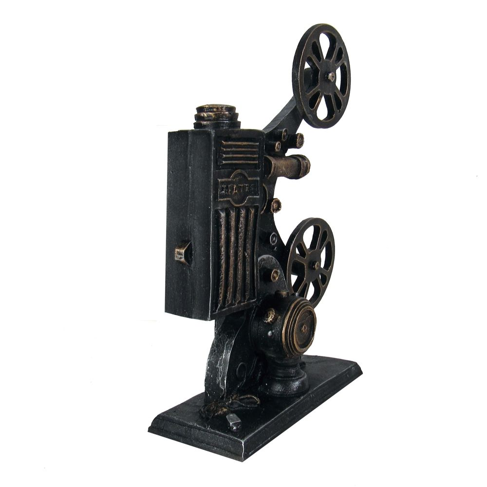 Projetor Filme Cinema Estilo Vintage