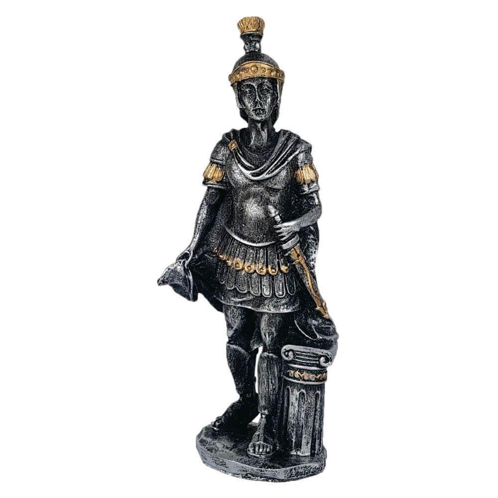 Soldado Romano Guerreiro Medieval Com Espada