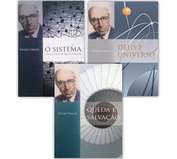 O Sistema + Deus e Universo + Queda e Salvação