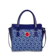 Bolsa Petite Jolie Love Bag PJ4448 Azul com Logo PJ