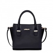 Bolsa Petite Jolie Love Bag PJ5214 Preta ou Nude