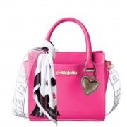 Bolsa Petite Jolie Love colorida Edição Especial Limitada com Acessórios