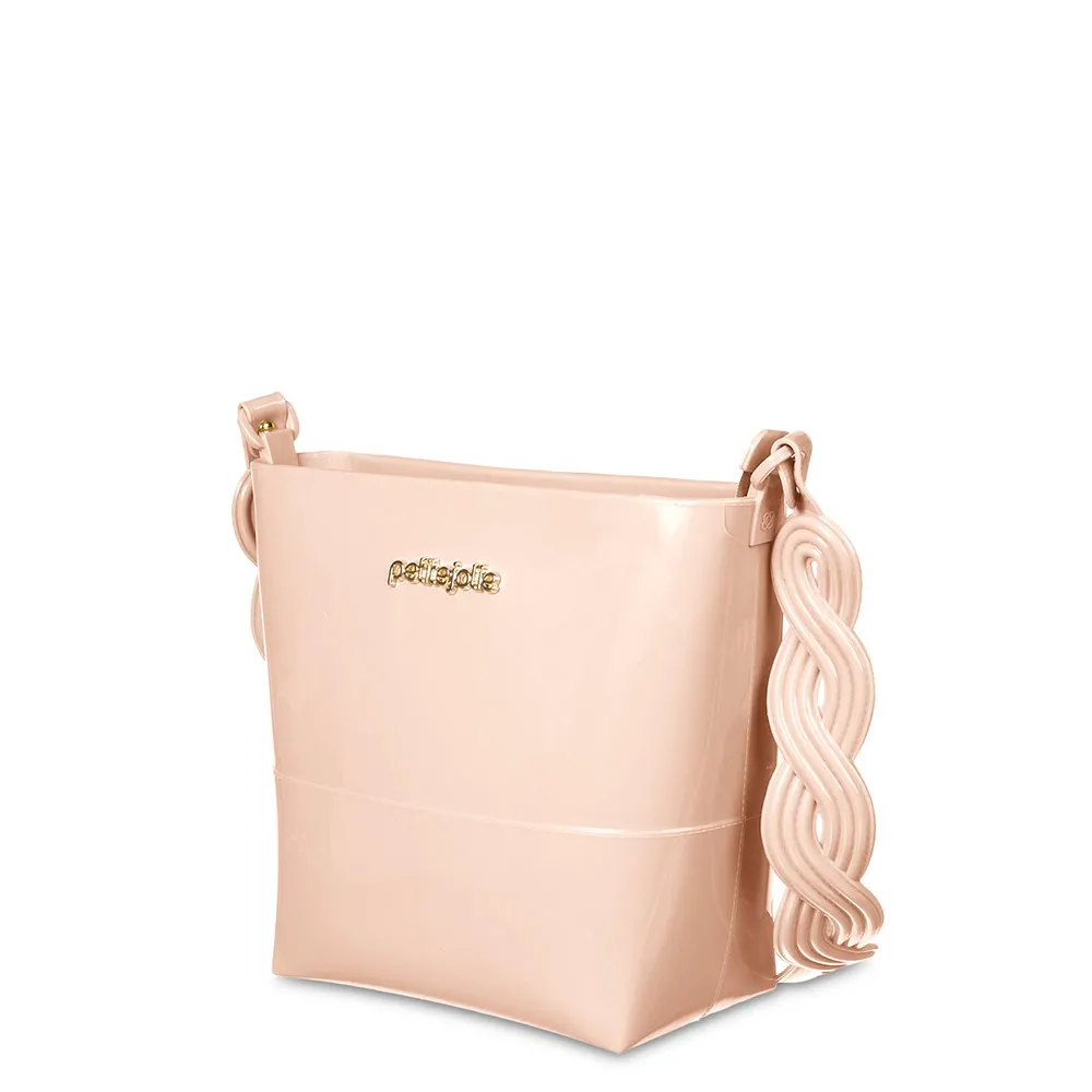 Bolsa Nude Petite Jolie Easy PJ4555  - Prime Bolsas