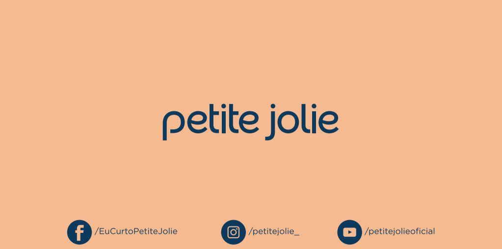 Bolsa Petite Jolie Bloom Maleta PJ3903 Preta  - Prime Bolsas