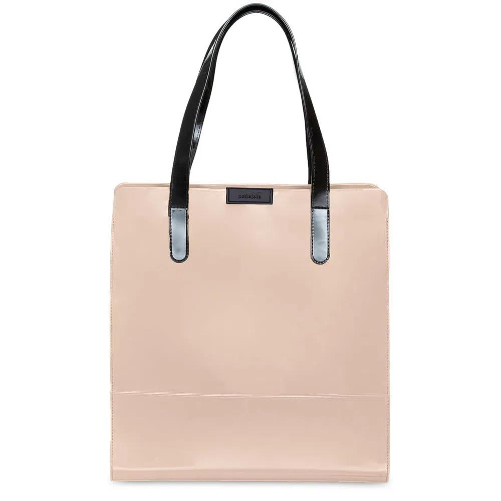 Bolsa Petite Jolie Dots Shopper Grande Mono e Bicolor  - Prime Bolsas