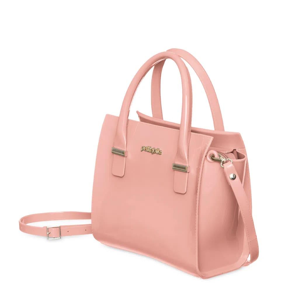 Bolsa Petite Jolie Love Bag pj5214 Rosa  - Prime Bolsas