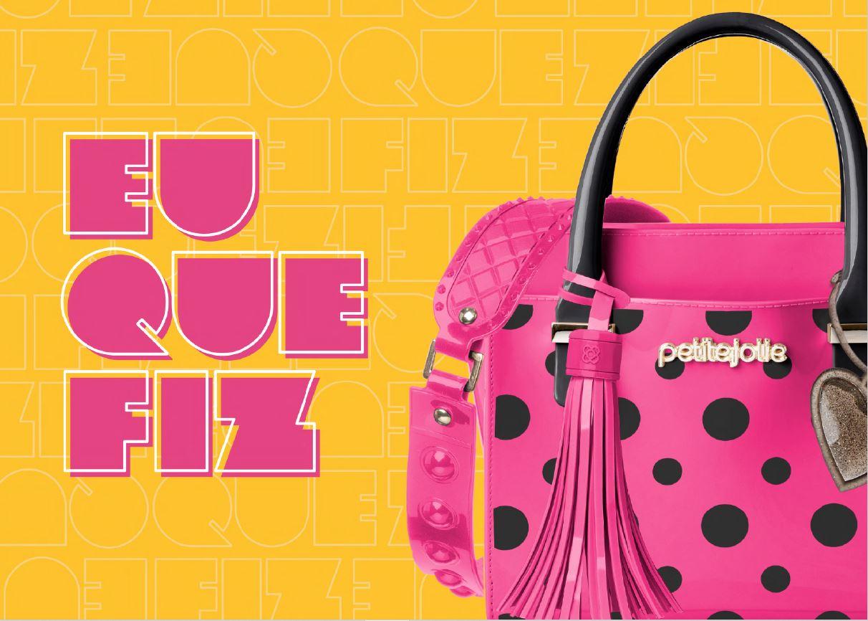 Bolsa Petite Jolie Love colorida Edição Especial Limitada com Acessórios   - Prime Bolsas