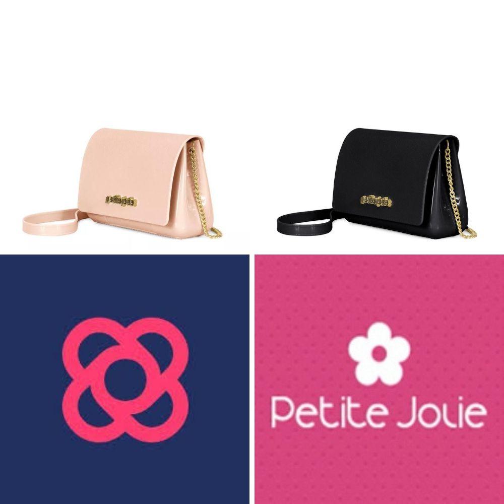Bolsa Petite Jolie Nude One PJ3528  - Prime Bolsas