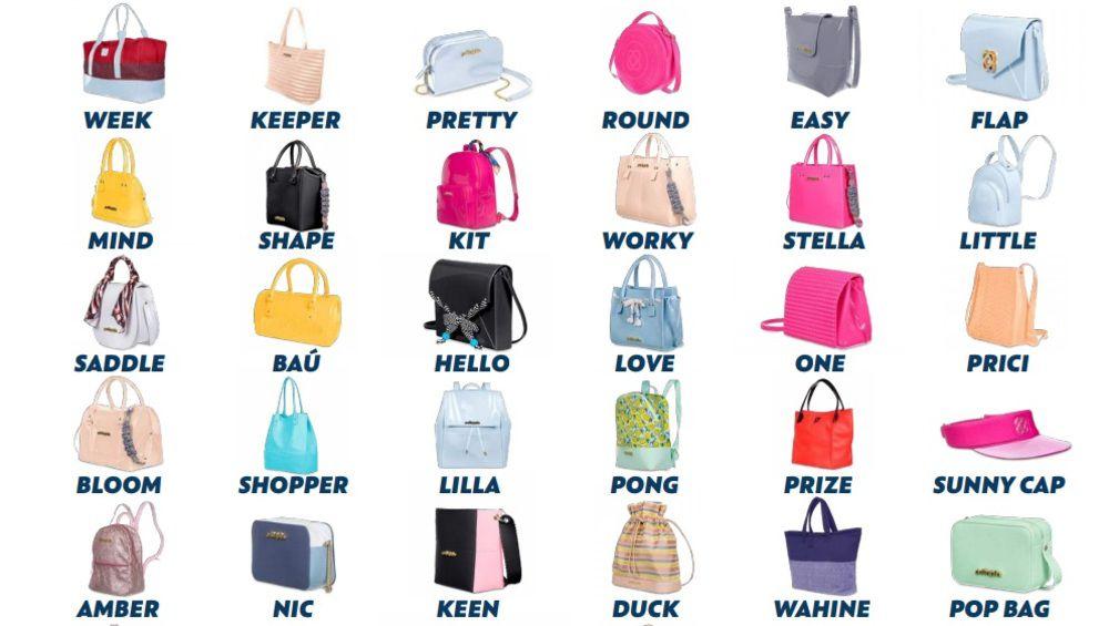 Bolsa Petite Jolie Preta PJ4206 Modelo Worky Bag  - Prime Bolsas