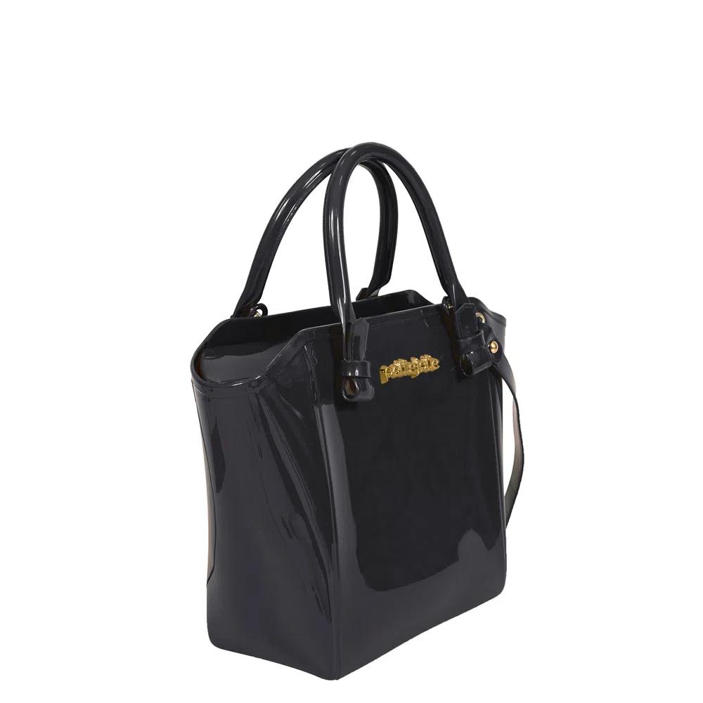 Bolsa Petite Jolie Shape bag PJ3939 Preta  - Prime Bolsas