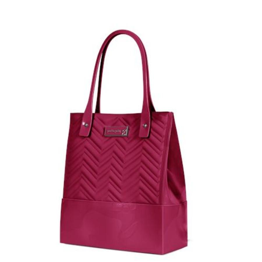 Bolsa Petite Jolie Shopper Bag Vinho PJ3911
