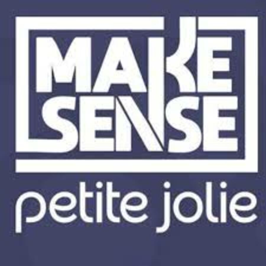 Bolsa Petite Jolie Stella Preto com Lenço PJ3988   - Prime Bolsas