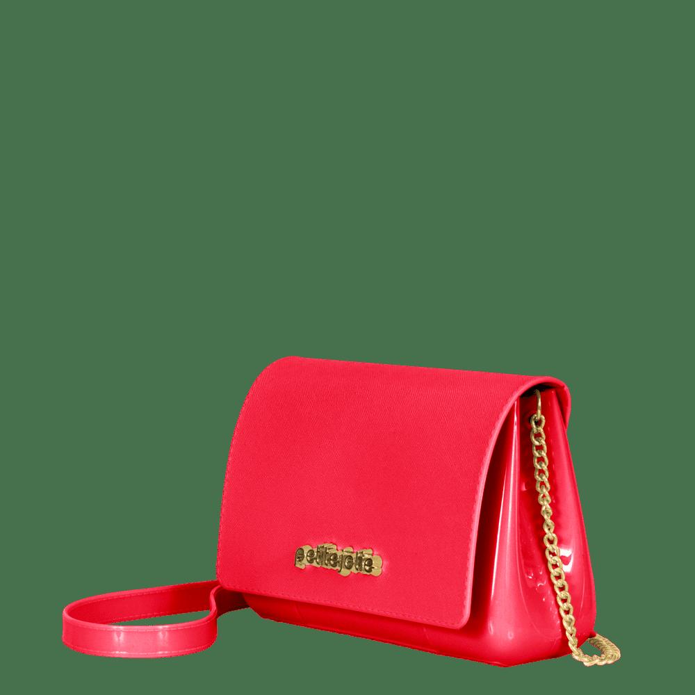 Bolsa Petite Jolie Vermelho One PJ3528  - Prime Bolsas