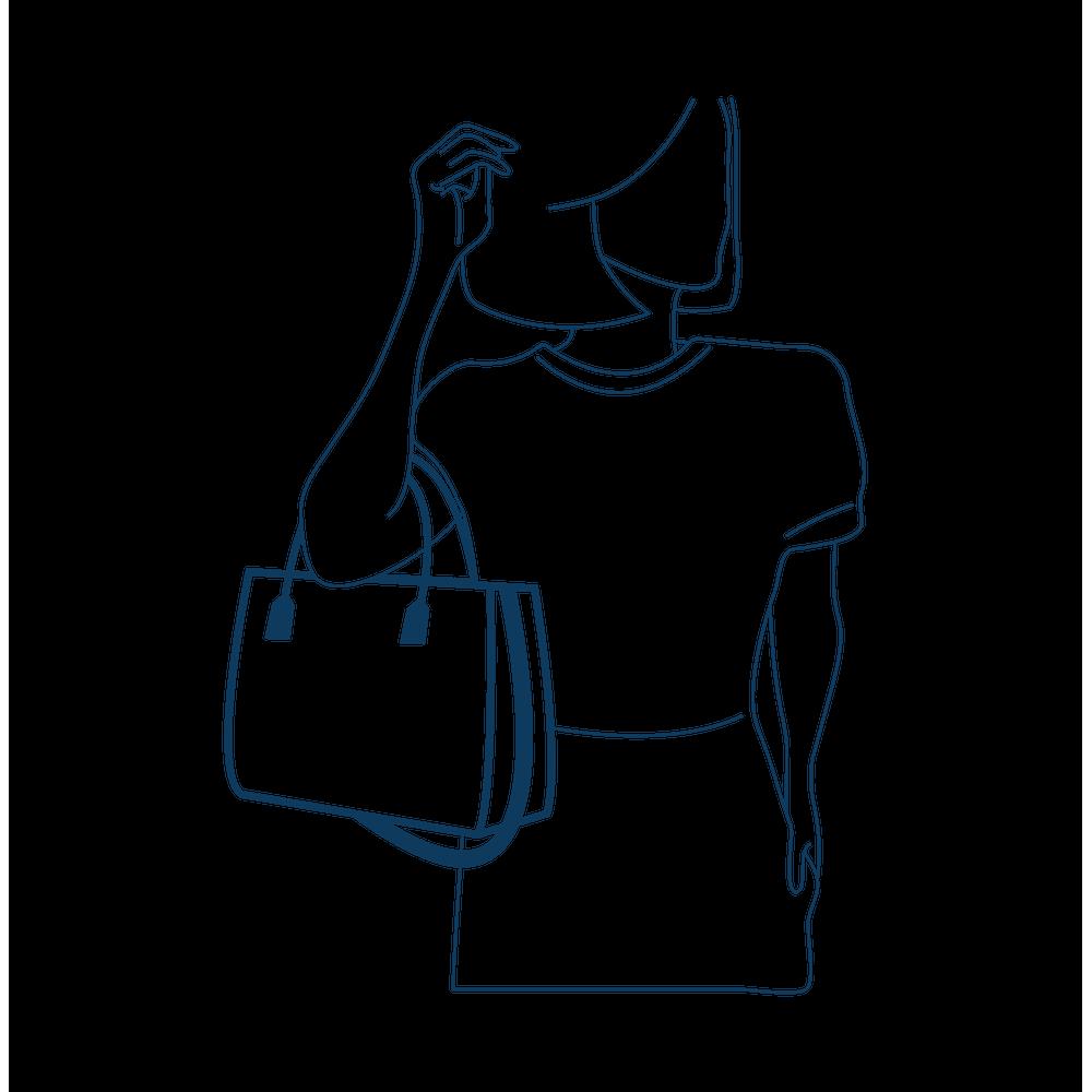Bolsa Petite Jolie Worky Bag PJ4373  - Prime Bolsas