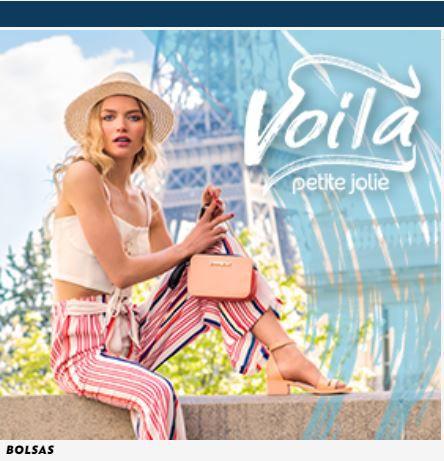 Bolsa Preta Shape Petite Jolie PJ3939   - Prime Bolsas