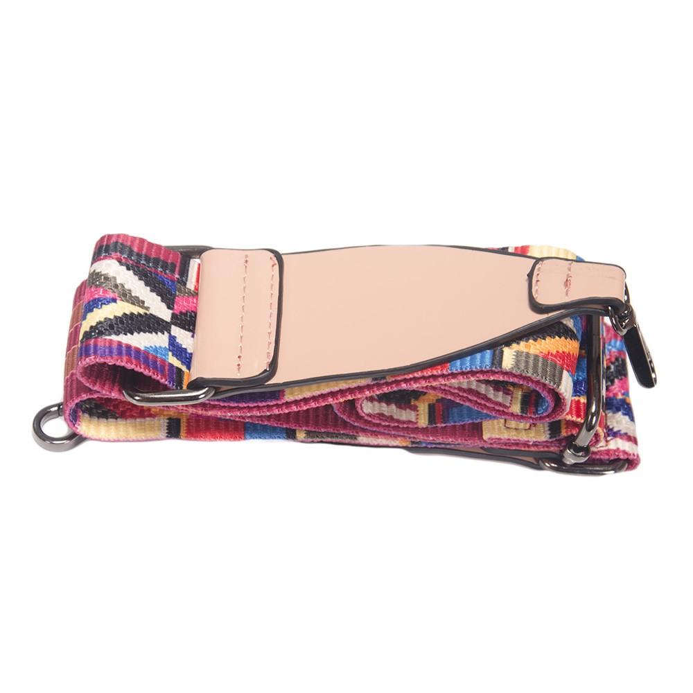Bolsa de Mão Verniz Rosa com Alça Removível  - Prime Bolsas