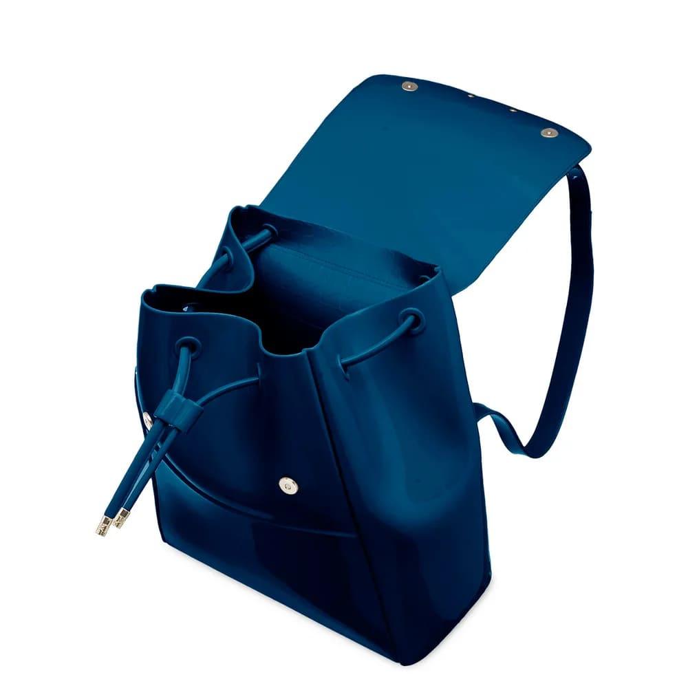 Mochila Bolsa Petite Jolie Lilla PJ4775 Azul  - Prime Bolsas