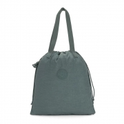 Bolsa de Ombro New Hiphurray Kipling Light Aloe