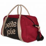 Bolsa de Viagem Marci Petite Jolie PJ4684 Vermelha