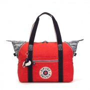 Bolsa Grande Kipling Art M Active Red
