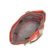 Bolsa Grande Shopper C  Kipling  Funky Orange