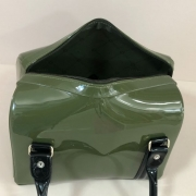 Bolsa Linda Média Transversal Petite Jolie Lana Verde Militar PJ10142