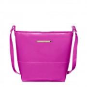 Bolsa Média Petite Jolie Easy PJ6015 Cor Pink