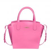Bolsa Média Shape II Petite Jolie PJ3939II Rosa Neon