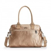 Bolsa Média Sunbeam Kipling Dusty Metal