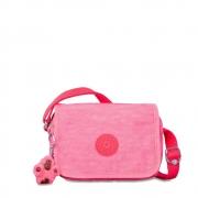Bolsa Pequena Kipling Ikene Fiesta Pink