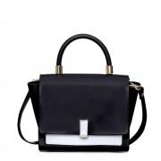Bolsa Pequena  Petite Jolie Match Preto Branco  PJ5266