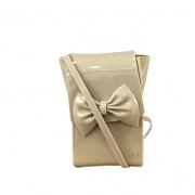 Bolsa Pequena Transversal Louise Petite Jolie PJ10136 Nude