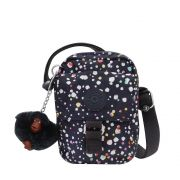 Bolsa Pequena Transversal Teddy Kipling Happy Dot