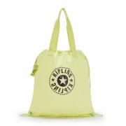 Bolsa Saco Média Kipling Drawpack Lime Green