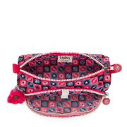 Estojo com Bolso Cute  Kipling Disc Tile