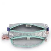 Estojo com Bolso Cute  Kipling Polished Gr Bl