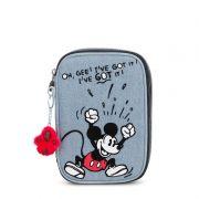 Estojo Grande 100 Pens Kipling Jeans Mickey