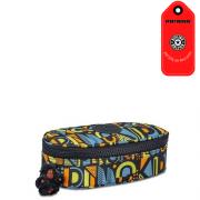 Estojo Médio Duobox Kipling Deco Print Mix