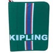 Fichario Kipling New Storer Pine Green Str