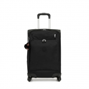 Mala de Viagem de Bordo Kipling Youri Spin 55 True Black