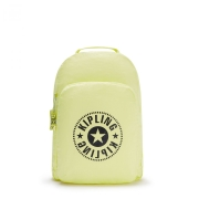 Mochila Média  Backpack  Kipling Lime Green