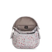 Mochila Média City Pack S Kipling Speckled